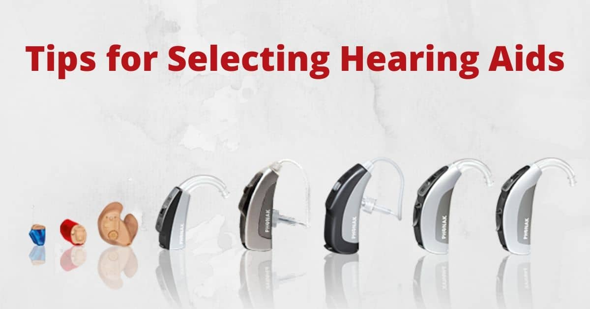 Hearing aids poster